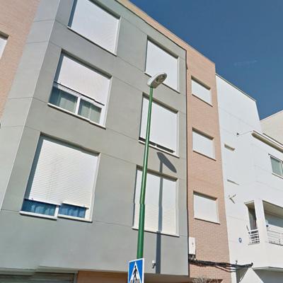 Berna (Utebo)</br>Edificio residencial en  Utebo.