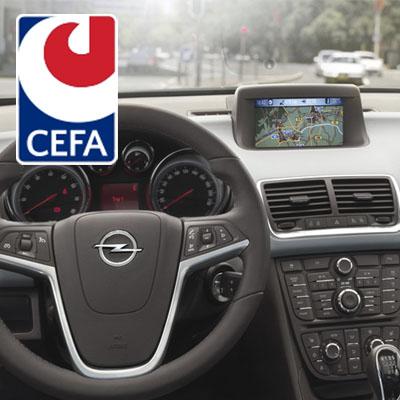 CEFA (Zaragoza)</br>Producción de componentes para la industria del automóvil.