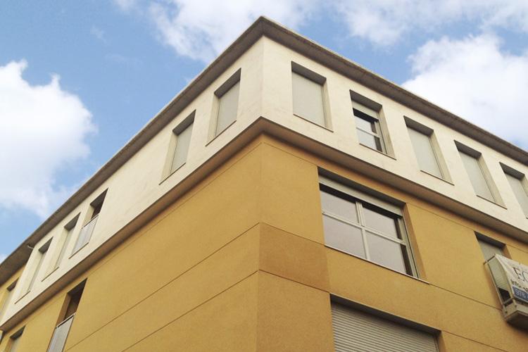 Ecce Homo (Zaragoza) </br> 17 viviendas en plaza Ecce Homo