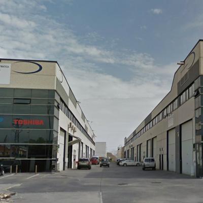 Inbisa (Zaragoza)</br>Conjunto de 67 naves industriales en Malpica