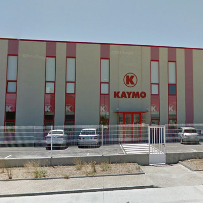 Kaymo (Zaragoza)</br>Distribución calzado y complementos en Plaza.