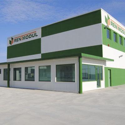 Rentmodul (Zaragoza)</br>Alquiler y venta de prefabricados modulares.