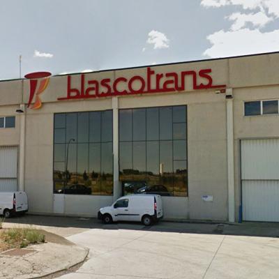 Z-Móvil (Zaragoza)</br>7 Naves industriales en el Polígono Malpica.